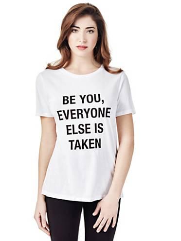 Women T-Shirts   GUESS® Official Online Store c46f0a3e55f