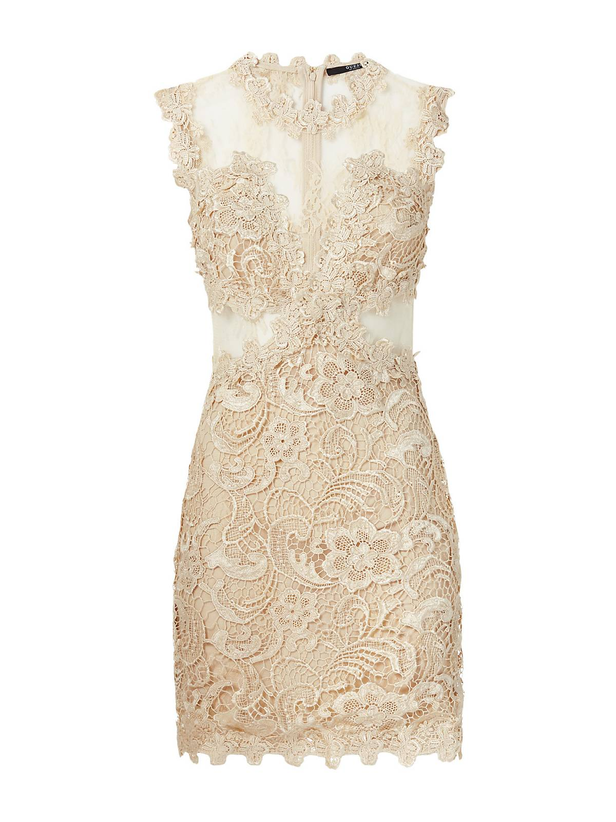 Guess Transparent Lace Dress At 285 Love The Brands