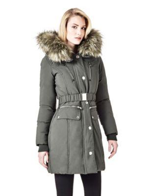 Manteau femme hiver 2018 luxe