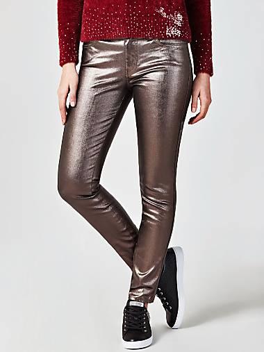 Pantalons Femme Site Femme Guess® Officiel Pantalons Guess® Site dFRO4pqOv 43bbed23d96