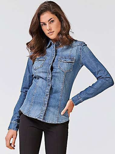 Giacche Di Guess® A Saldi Camicie 60 Tutto E Jeans wCq557P