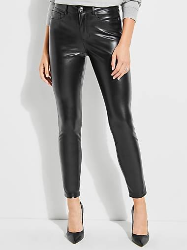 Guess® Officiel Pantalons Femme Site Site Femme Guess® Site Femme Pantalons  Pantalons Officiel Femme ... 502a1a08075