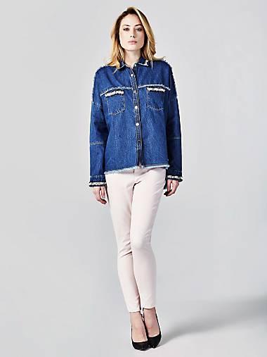 Chemises Vestes En Site Jean Guess® Officiel Et rxU5nr