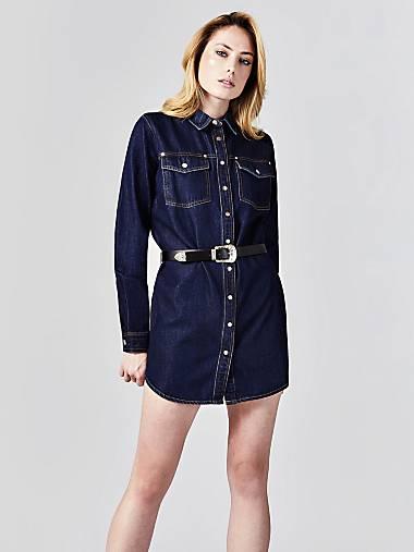 Combinaisons Jean Et Site Guess® Robes En Officiel 8pBxwCqC