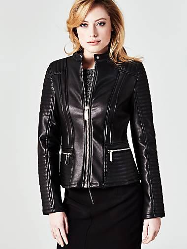 Vestes et manteaux pour femme   GUESS® Site officiel 043a2ea9d88