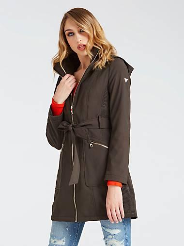 3fcf16f74de26 Kurtki i płaszcze damskie GUESS® Oficjalna strona internetowa