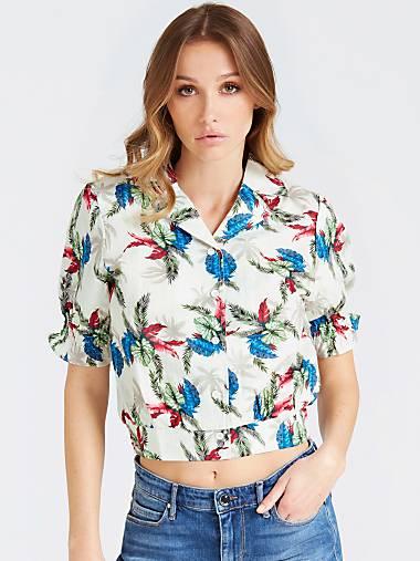46f56b5d Camisas Mujer | GUESS Rebajas -50%
