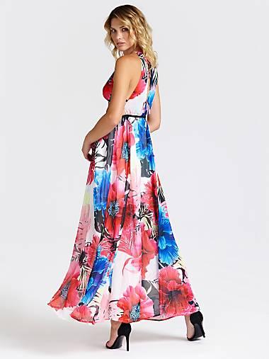 aec6013ce46 LONG FLORAL DRESS