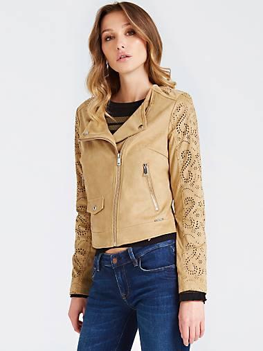366d181ee0 Vestes et manteaux pour femme | GUESS® Site Officiel