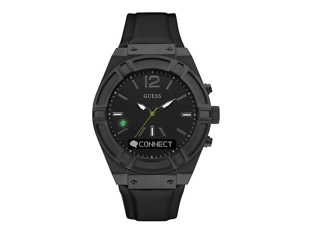 men s watches guess® official website guess connect watch