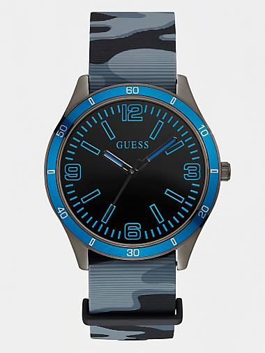 Men s Watches Winter Sale   GUESS® Official Website 66fe317da3