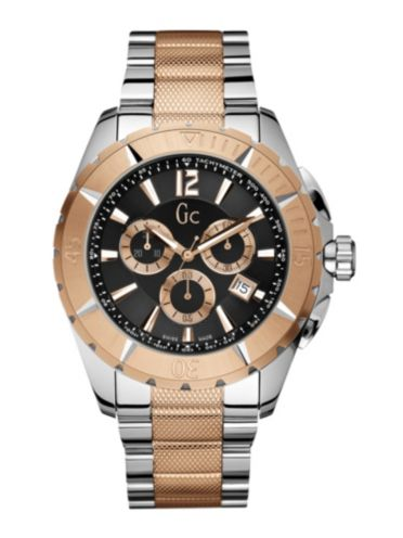 guess gc watches collection g 3 leather sport
