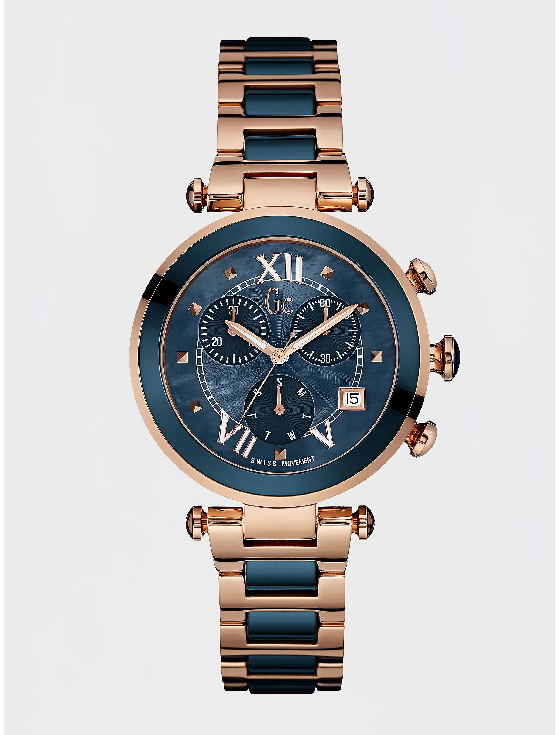 gc ladychic watch chronograph guess eu zoom ‹ ›